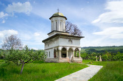 Old orthodox church Royalty Free Stock Image