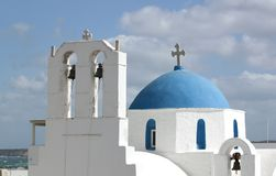 Old orthodox greek church royalty free stock photos
