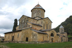 Old orthodox monastery Gelati near Kutaisi Royalty Free Stock Photos