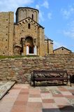 Old Orthodox monastery in Serbia. The old Orthodox monastery in Serbia royalty free stock photo