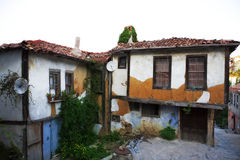 Old ottoman house Royalty Free Stock Photo
