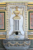 Old Ottoman palace fountain. Royalty Free Stock Photos