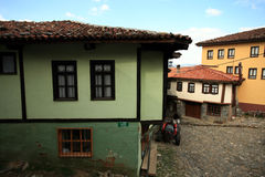 Old Ottoman Village Royalty Free Stock Images