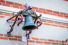Old outdoor bell Stock Photos