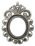Old oval frame Royalty Free Stock Photos