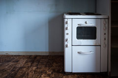 Old oven Royalty Free Stock Image