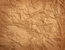 Old pack paper. Old pack brown rought paper royalty free stock photography
