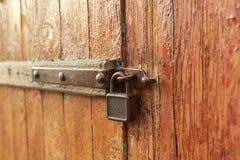 Old padlock II Stock Photography