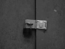 Old Padlocked Royalty Free Stock Images
