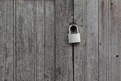 Old padlocked on wooden door Stock Image & Old Padlocked Door Stock Photo - Image: 1555910 Pezcame.Com