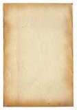 old page paper white Στοκ Φωτογραφία