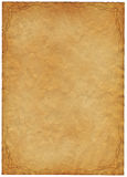 Old page. Texture of the old paper Stock Image