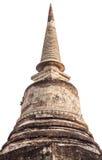 Old pagoda. At historical park, Sukhothai, Thailand Royalty Free Stock Photos
