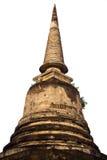 Old pagoda. At historical park, Sukhothai, Thailand Stock Photography