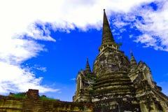 Free Old Pagoda In Ayothaya Stock Photo - 21678500