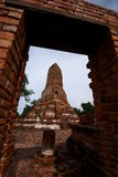 Old pagoda (Thailand) Royalty Free Stock Photos