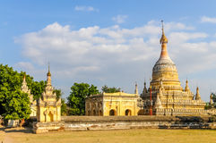 Old Pagodas in Bagan Stock Photo