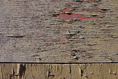 Old Paint Background 3. Old paint on the wooden surface grunge background Royalty Free Stock Photography