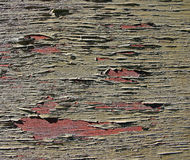 Old Paint Background 5. Old paint on the wooden surface grunge background Stock Photos