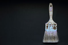 Old Paint Brush Royalty Free Stock Images