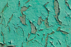 Old paint on metal Royalty Free Stock Photos