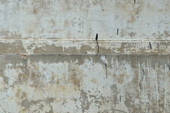 Old paint peeling from wall Stock Photography