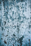 Old paint peeling from white door Royalty Free Stock Photos