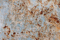 Old paint and rust Stock Photos