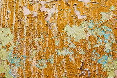 Old paint texture Stock Photography