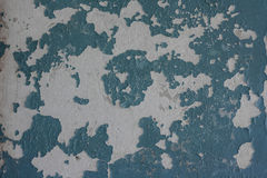 Old paint texture is chipping Royalty Free Stock Images