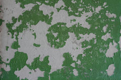 Old paint texture is chipping Royalty Free Stock Image