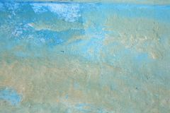 Free Old Paint Under A Boat Stock Photo - 3142190