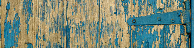 Old paint wide Stock Photography
