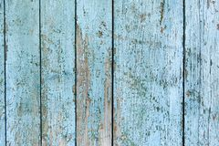 Old Paint on wooden desk Stock Images