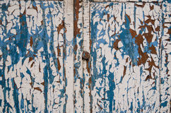 The old paint Stock Image