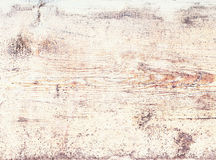 Old paint on wooden surface Royalty Free Stock Image