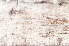 Old paint on wooden surface Royalty Free Stock Photos