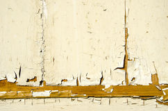 Old painted and aged door background Royalty Free Stock Photos