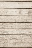 The old painted boards of beige color Royalty Free Stock Image