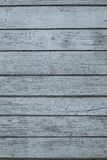 The old painted boards of silver color Royalty Free Stock Image