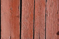 Old painted boards Royalty Free Stock Photo