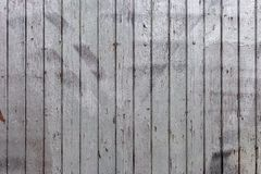 Old painted boards for use as a background stock photo