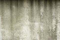 Old painted concrete with decal Stock Photography