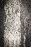 Old painted cracked peeling wood texture Royalty Free Stock Images