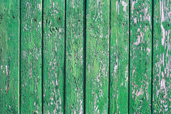 Old painted fence Royalty Free Stock Image