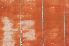 Old painted metal surface Royalty Free Stock Photo