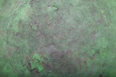 Old painted plastic surface for background Stock Photos
