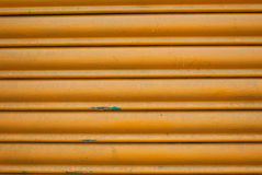 Old painted shutters Stock Image
