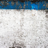 Old painted surface. Stock Images