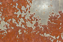 Old painted surface Royalty Free Stock Photos